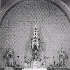 Postales: P- 7831. POSTAL COLEGIO JESUS-MARIA ORIHUELA, Nº5 CAPILLA DOMESTICA.. Lote 103924967