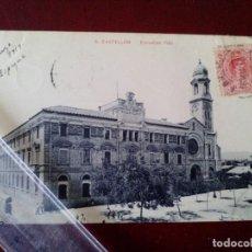 Postales: ANTIGUA POSTAL Nº 5 CASTELLON - ESCUELAS PIAS - AD. ANDRES FABERT -. Lote 104168663