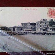 Postales: ANTIGUA POSTAL Nº 24 CASTELLON - EL GRAO - AD. ANDRES FABERT -. Lote 104169031