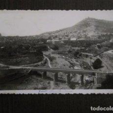 Postales: ALCORA -CASTELLON - POSTAL ANTIGUA- 1- VISTA GENERAL -COMAS ALDEA -VER REVERSO- (51.036). Lote 104401611