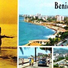 Postales: BENICASIM (CASTELLÓN) - (COMAS ALDEA Nº 110) SIN CIRCULAR / P-390. Lote 90766735
