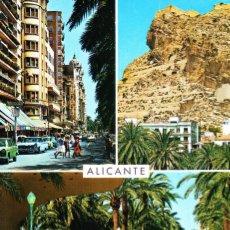 Postales: ALICANTE -BELLEZAS DE LA CIUDAD- (GARCÍA GARRABELLA Y CIA. Nº 46) SIN CIRCULAR / P-391. Lote 90766800
