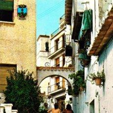 Postales: BENIDORM (ALICANTE) -CALLE LOS GATOS- (HERMANOS GALIANA Nº 9) SIN CIRCULAR / P-392. Lote 90766855