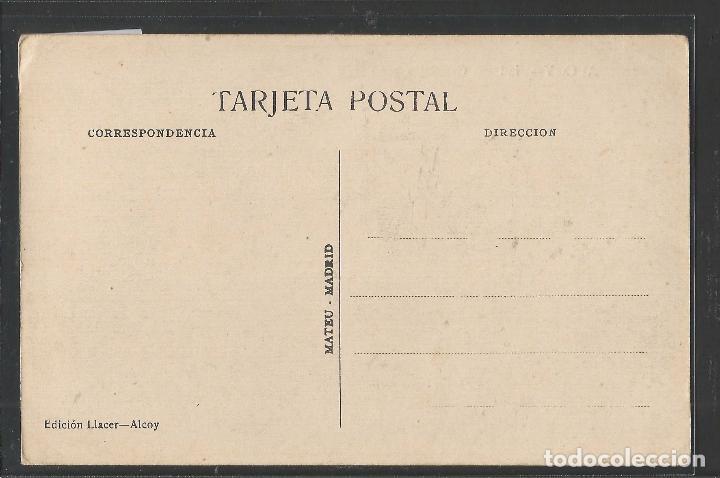 Postales: ALCOY - VIADUCTO CANALEJAS - EDICION LLACER - VER REVERSO - (48.101) - Foto 2 - 105837623