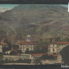Postales: ALCOY - HOSPITAL CIVIL DE OLIVER Y MONTAÑA DE SAN CRISTOBAL - VER REVERSO - (48.105). Lote 105838455