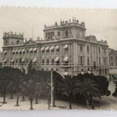 Postales: POSTAL FOTOGRÁFICA. JDP 25. PALACIO DIPUTACIÓN PROVINCIAL. ALICANTE.. Lote 106000167