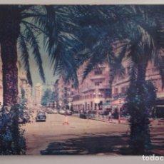 Postales: ALICANTE Nº1: RAMBLA DE MENDEZ NUÑEZ/1962/EDICIONES MACIAN. Lote 107584759
