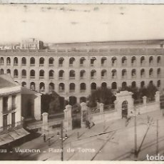 Cartes Postales: VALENCIA PLAZA DE TOROS ESCRITA. Lote 107589155