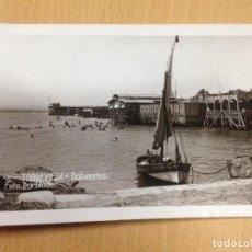 Postales: ANTIGUA POSTAL TORREVIEJA ALICANTE BALNEARIOS FOTO DARBLADE ESCRITA 1933. Lote 108080703