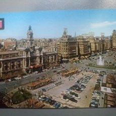 Postales: POSTAL 922 VALENCIA PLAZA DEL CAUDILLO SUBIRATS CASANOVAS. Lote 108261312
