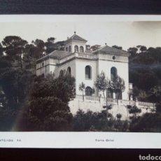Cartoline: POSTAL DE MONCADA. TORRE ORIOL.. Lote 108689624