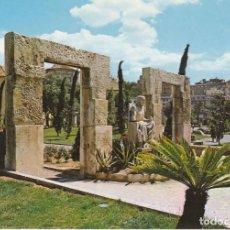 Postales: VALENCIA JARDINES DE LA CASA DE LA CULTURA POSTAL NO CIRCULADA . Lote 109279575