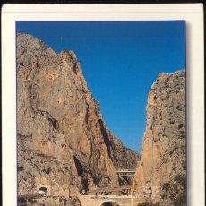 Postales: LIMON EXPRES - EXCURSION TREN TURISTICO - BENIDORM.. Lote 109552523