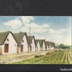 Postales: POSTAL DE VALENCIA BARRACAS EN LA HUERTA. . Lote 110018027