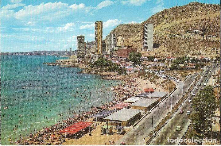 == Z1612 - POSTAL - ALICANTE - PLAYA ALBUFERA Y FINCA ADOC (Postales - España - Comunidad Valenciana Moderna (desde 1940))
