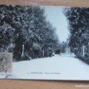 Postales: CASTELLON. PASEO DEL OBELISCO. (ED. J. ARMENGOT E HIJOS, Nº4).. Lote 110344811