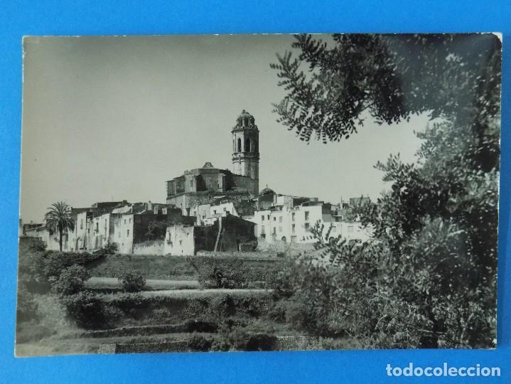 ANTIGUA POSTAL DE TRAIGUERA ( CASTELLON ) - VISTA PARCIAL - FOTO RAYMOND - . R-8215 (Postales - España - Comunidad Valenciana Moderna (desde 1940))