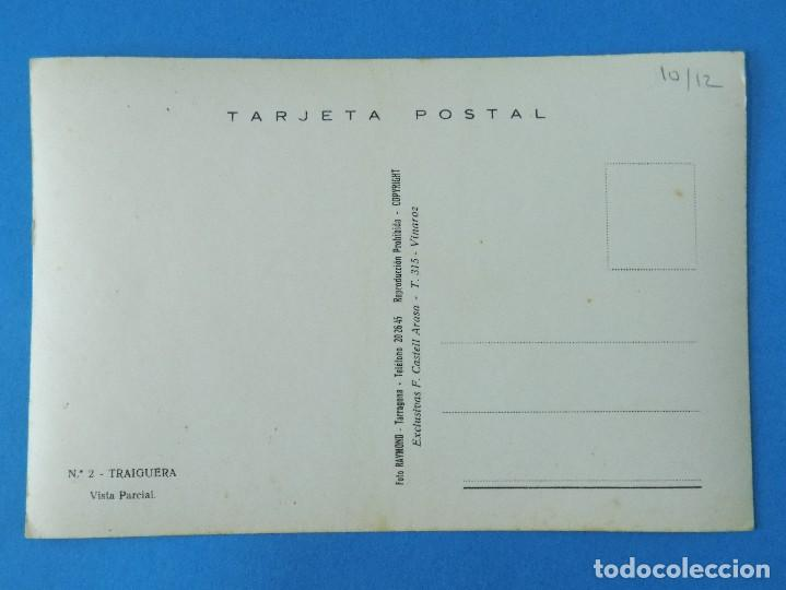 Postales: ANTIGUA POSTAL DE TRAIGUERA ( CASTELLON ) - VISTA PARCIAL - FOTO RAYMOND - . R-8215 - Foto 2 - 110724591