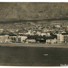 Postales: BENIDORM, ALICANTE. PANORAMA DE BENIDORM 118. FOTO MARVELLI. ESCRITA. Lote 111423247