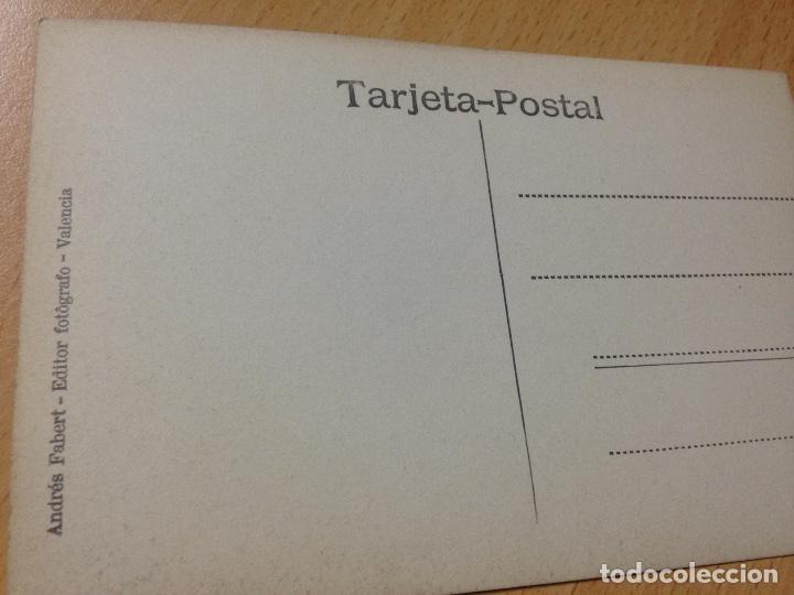 Postales: ANTIGUA POSTAL ORIHUELA ALICANTE EL PALMERAL FOTOGRAFIA ANDRES FABERT - Foto 3 - 112252039