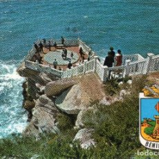 Postales: BENIDORM - PLAZOLETA DEL CASTILLO. Lote 112356671