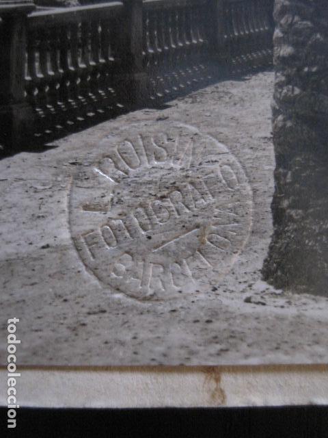 Postales: BENIDORM - POSTAL PROTOTIPO ARCHIVO FOTOGRAFICO ROISIN - FOTO PEGADA-VER FOTOS-(52.051) - Foto 2 - 112920519