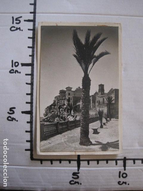 Postales: BENIDORM - POSTAL PROTOTIPO ARCHIVO FOTOGRAFICO ROISIN - FOTO PEGADA-VER FOTOS-(52.051) - Foto 5 - 112920519