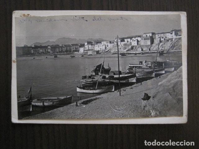BENIDORM - POSTAL PROTOTIPO ARCHIVO FOTOGRAFICO ROISIN - FOTO PEGADA-VER FOTOS-(52.052) (Postales - España - Comunidad Valenciana Antigua (hasta 1939))
