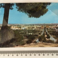 Postales: POSTAL. TORRENTE / TORRENT (VALENCIA). VISTA DESDE EL VEDAT. J. MORA GASULL. H. 1960?. Lote 112971506