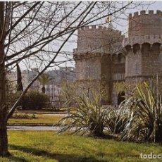 Postales: == PJ642 - POSTAL - VALENCIA - TORRES DE SERRANOS . Lote 113115675