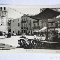 Postales: ANTIGUA POSTAL FOTOGRAFICA DE VINAROZ EL SALVADOR EDIT. DAUFI FOTO: VELA - AÑOS 50. Lote 113115811
