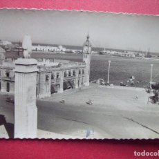 Postales: VALENCIA.-PUERTO ESCALERA REAL.-POSTAL.-AÑO 1968.. Lote 113121147