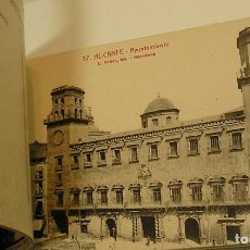 Postales: BLOCK Nª 2 DE 20 POSTALES DE ALICANTE - L.ROISIN IMPECABLE FOTOS DE TODAS LAS POSTALES. Lote 113338359