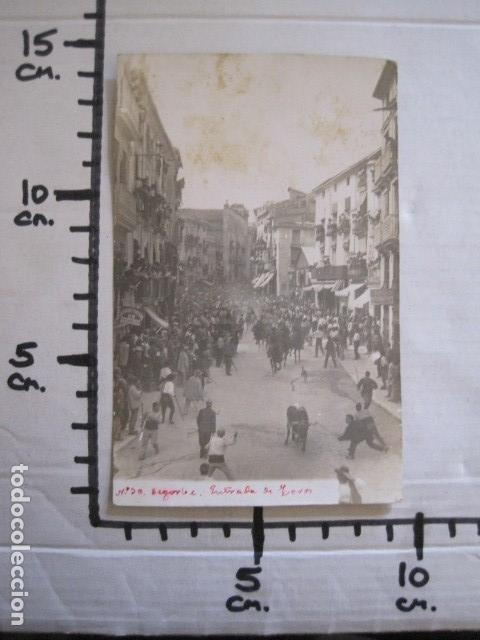 Postales: SEGORBE - FOTOGRAFICA - ENTRADA DE TOROS - VER FOTOS - (52.110) - Foto 5 - 113510371