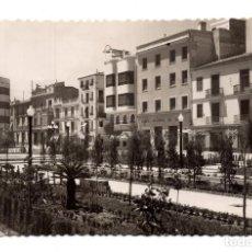 Postales: BURRIANA.- CASTELLON, PLAZA DE ESPAÑA. EDICIONES COMAS ALDEA. Lote 114712743