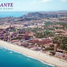 Postales: POSTAL PLAYA DE SAN JUAN ALICANTE. Lote 114786503