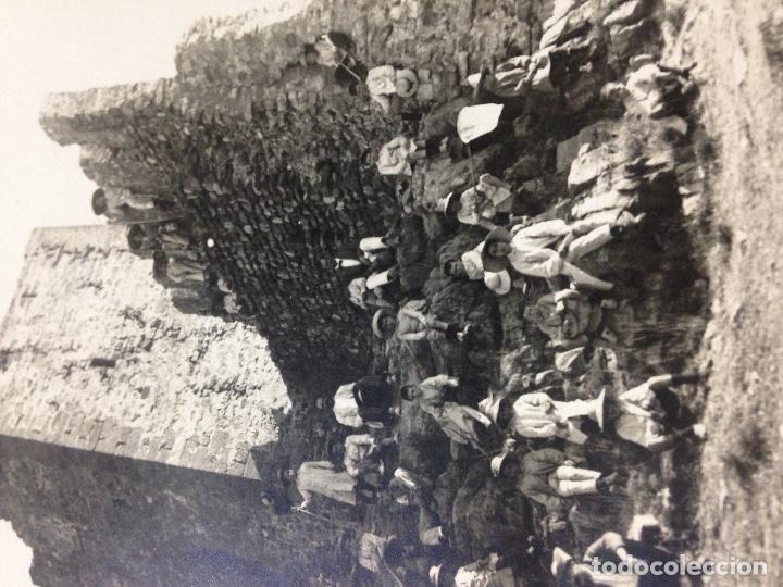 Postales: ANTIGUA POSTAL CASTILLO DE SERRA VALENCIA 1920 - Foto 2 - 114919171