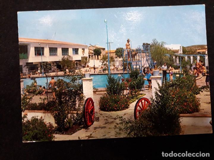 AYORA PISCINA Y CAFETERIA MURPIMAR (Postales - España - Comunidad Valenciana Moderna (desde 1940))