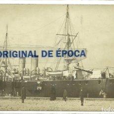 Postales: (PS-55481)POSTAL FOTOGRAFICA DE ALICANTE-PUERTO. Lote 115095223