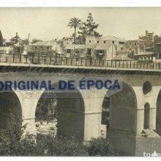 Postales: (PS-55455)POSTAL DE VILLAJOYOSA-VISTA DEL PUENTE. Lote 115099207