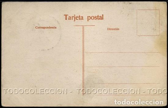 Postales: POSTAL VALENCIA LABRADORAS TIPOS DE LA HUERTA . HIJOS DE BLAS CUESTA CA AÑO 1910 - Foto 2 - 115123971