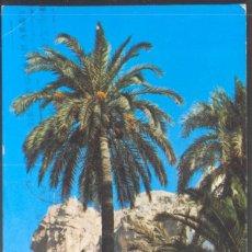 Postales: 124- ALICANTE. - CASTILLO DE SANTA BARBARA ( CARA DEL MORO). Lote 115194495