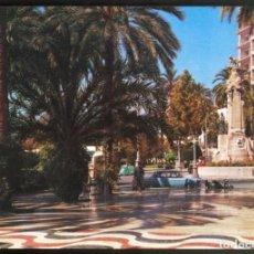 Postales: 23 - ALICANTE.- EXPLANADA DE ESPAÑA Y MONUMENTO A CANALEJAS. Lote 115195215