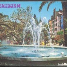 Postales: 177 - BENIDORM.- PARQUE DE COLÓN. Lote 115289327