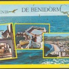 Postales: SOUVENIR DE BENIDORM - 185. Lote 115290407