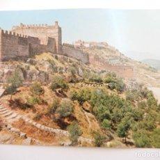 Postales: POSTAL SAGUNTO - SUBIDA AL CASTILLO. Lote 115372179