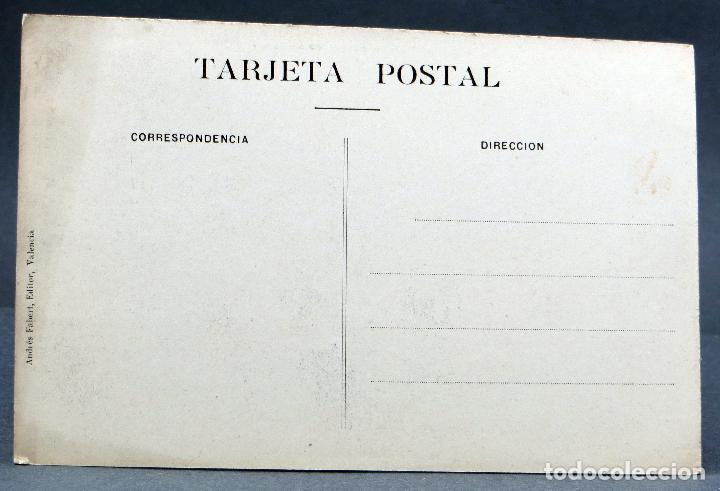 Postales: Postal Valencia Puente de Serranos Andrés Fabert Editor sin circular - Foto 2 - 115478235