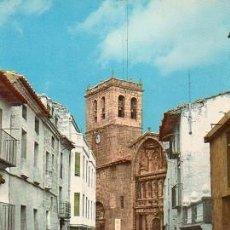 Postales: VISTABELLA DEL MAESTRAZGO - 502 CALLE MAYOR. Lote 115627087
