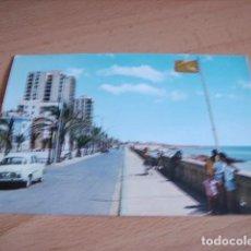 Postales: VINAROZ ( CASTELLON ) PASEO DEL GENERALISIMO. Lote 115700471