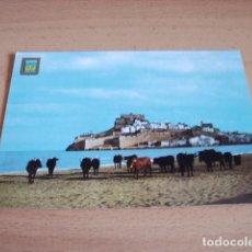 Postales: PEÑISCOLA ( CASTELLON ) VISTA GENERAL. Lote 115701375